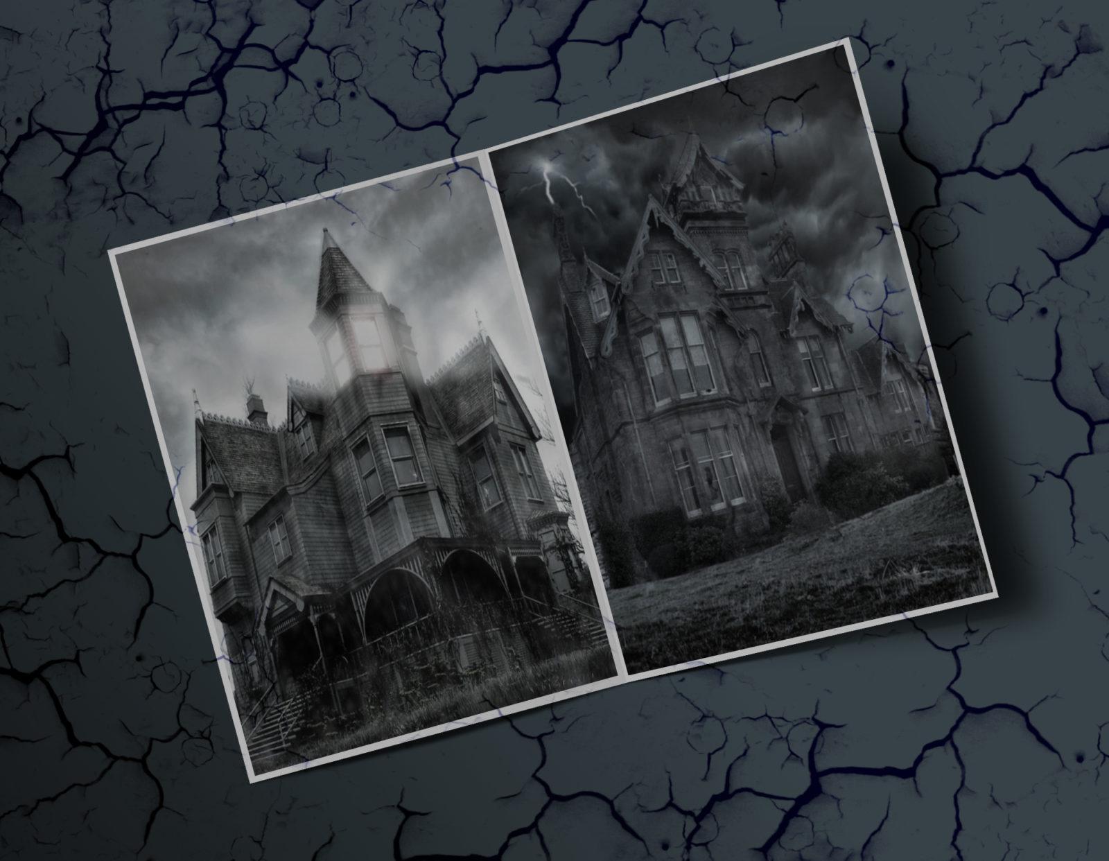 Жуткий дом из прошлого рассказ бродяги