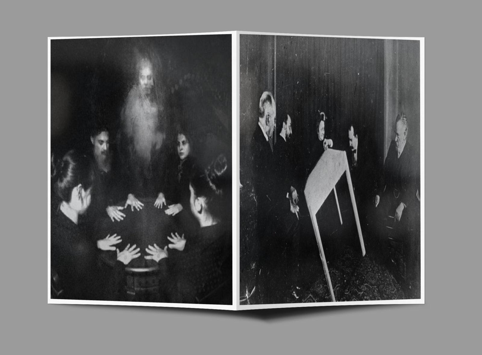 Как появилось увлечение сеансами спиритизма